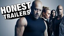 Honest trailer fate of the furious