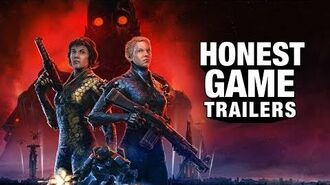 Honest Game Trailers Wolfenstein Youngblood
