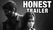 Honest game trailer the last of us