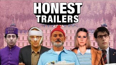 Honest Trailer - Every Wes Anderson Movie