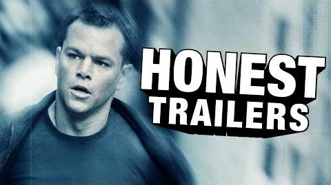 Honest Trailer - The Bourne Trilogy
