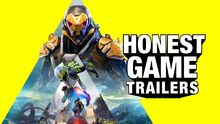 Honest game trailers anthem