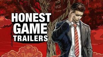 Honest Game Trailers Deadly Premonition 2 A Blessing in Disguise