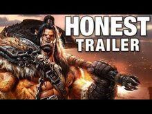 Honest game trailer world of warcraft