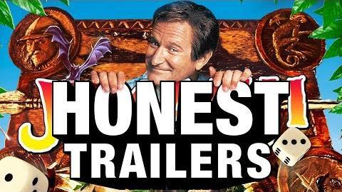 Honest Trailer - Jumanji