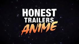 Honest trailers anime logo