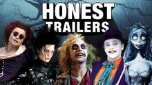 Honest trailer every tim burton movie