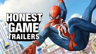 SPIDER-MAN PS4 (Honest Game Trailers)