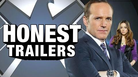 Honest Trailer - Agents of S.H.I.E.L.D.