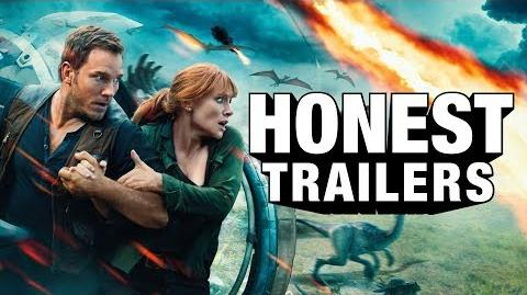 Honest Trailer - Jurassic World: Fallen Kingdom