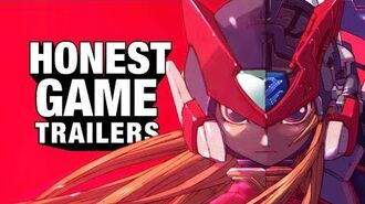 Honest Game Trailers - Mega Man Zero