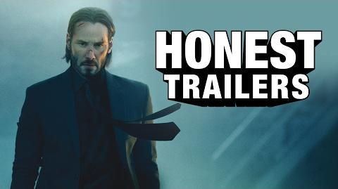 Honest Trailer - John Wick