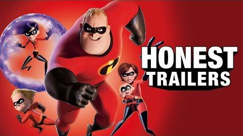 Honest Trailer - The Incredibles
