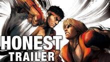 Honest game trailer street fighter