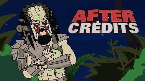 Predator - After Credits