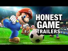 Honest game trailers mario sports games