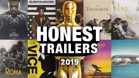 Honest Trailer - The Oscars (2019)
