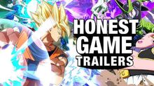 Honest game trailer dragon ball fighterz