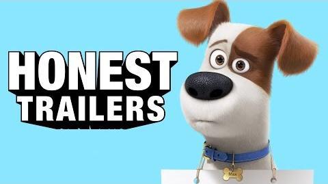 Honest Trailer - The Secret Life of Pets
