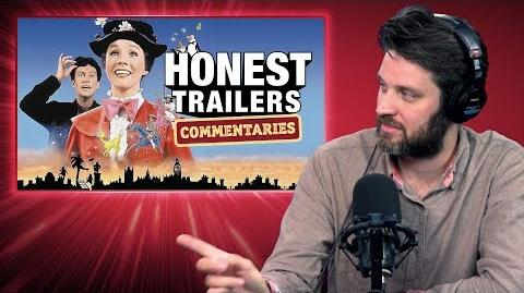 Honest Trailers Commentary - Mary Poppins (1964)