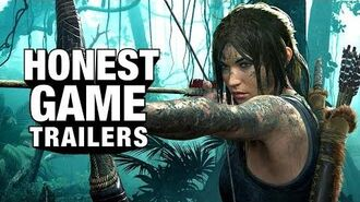 SHADOW OF THE TOMB RAIDER (Honest Game Trailers)
