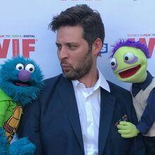 Joe puppets