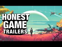 Honest game trailer no mans sky