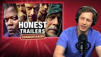 Honest Trailers Commentary - Glass