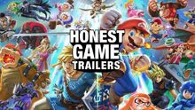Honest game trailers super smash bros ultimate