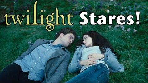The Twilight Saga- Just The Stares