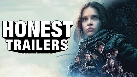 Honest Trailer - Rogue One: A Star Wars Story