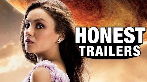 Honest Trailer - Jupiter Ascending