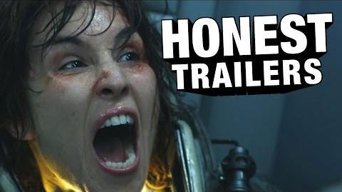 Honest Trailer - Prometheus