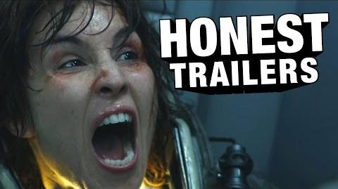 Honest Trailer - Prometheus