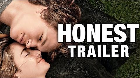 Honest Trailer - The Fault in Our Stars