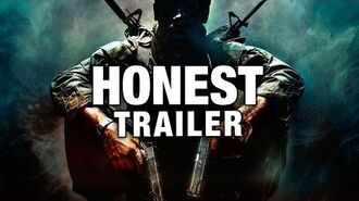 CALL OF DUTY- BLACK OPS (Honest Game Trailers)