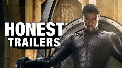 Honest Trailer - Black Panther