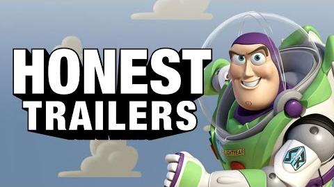Honest Trailer - Toy Story