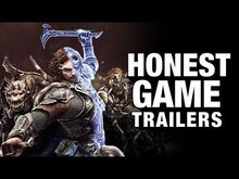 Honest game trailers shadow of war