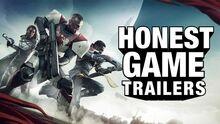 Honest game trailer destiny 2