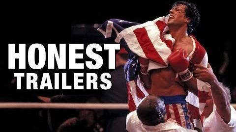 Honest Trailer - Rocky IV