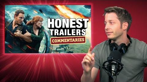 Honest Trailers Commentary - Jurassic World- Fallen Kingdom
