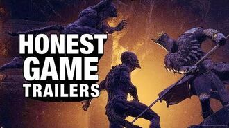 Honest Game Trailers Mortal Shell