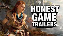 Honest game trailer horizon zero dawn