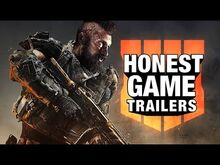Honest game trailers call of duty black ops 4