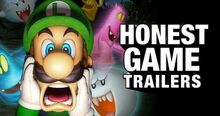 Honest game trailers luigis mansion