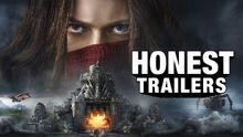 Honest trailer mortal engines