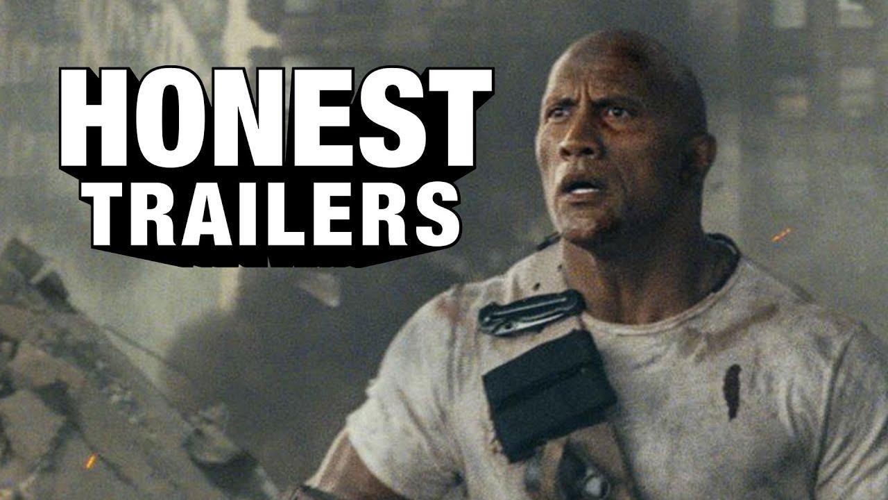 Honest Trailer Rampage Honest Trailers Wikia Fandom