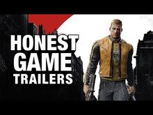 Honest game trailer wolfenstein ii the new colossus