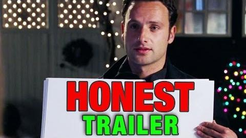 Honest Trailer - Love Actually